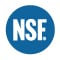 NSF Certified Logo (National Sanitary Foundation)