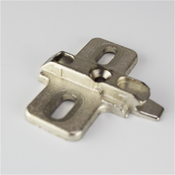 Hettich TopSafe 0mm Mounting Plate