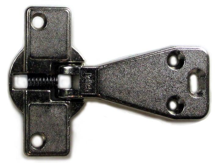 Hettich Flip Door Or Column Hinge Nickel 1019879