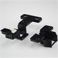 Selekta Top 270* 15 Ovl Hinge Arm & Cup, Black