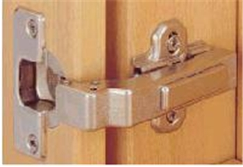 Intermat Cabinet Hinge, 9936 95* W90 TH43 C5