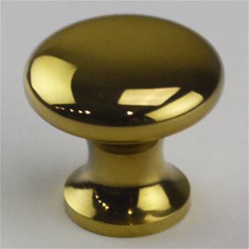 "1"" Solid Brass Knob Discontinued"
