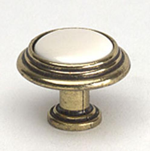 Berenson, 2564-102-P, Cabinet Knob, Lexington, Antique English & Ceramic