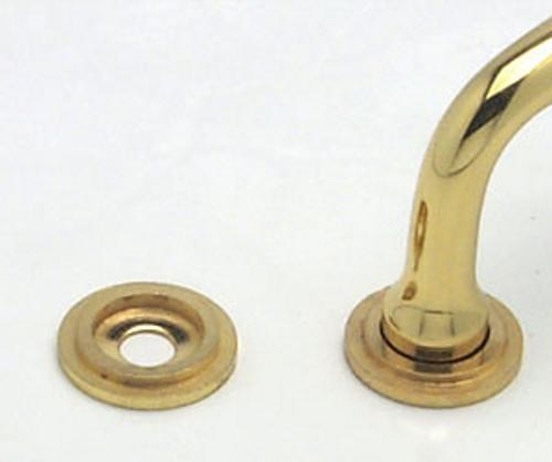 Berenson, 2790-303-B, Back Plate for Pull, Plymouth, Polished Brass