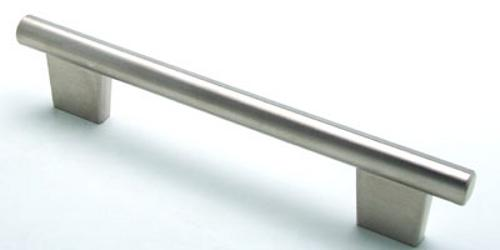 Berenson, 2960-1BPN-C, Cabinet Pull, Euroline, Brushed Nickel Finish