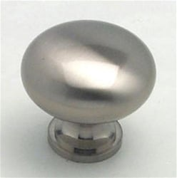 Berenson, 3329-3BPN-C, Cabinet Knob, Cambridge, Brushed Nickel