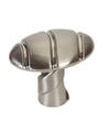 Knob, Nancy Series-Brushed Nickel