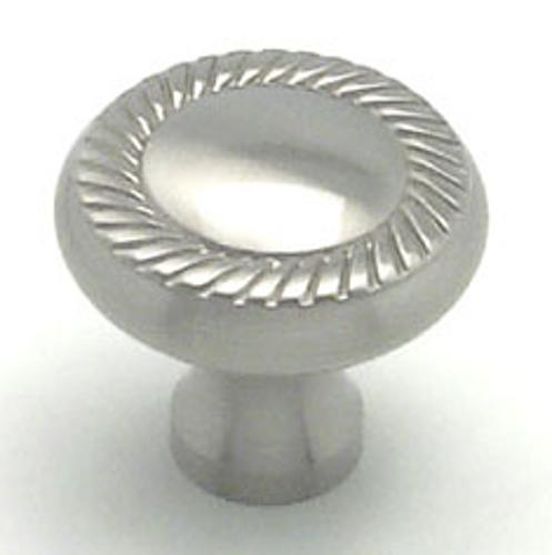 Berenson, 4995-3BPN-P, Cabinet Knob, Newport, Brushed Nickel Finish