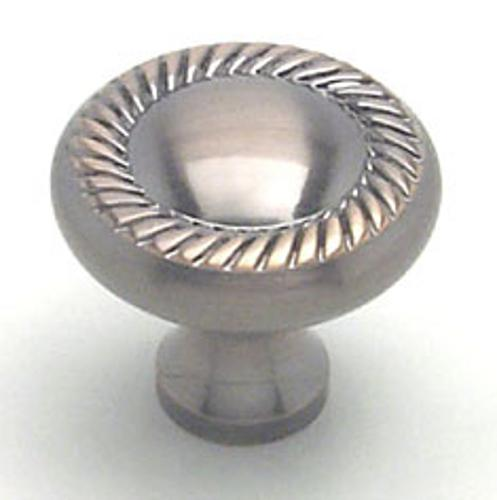 Berenson, 4996-3BAC-P, Cabinet Knob, Newport, Brushed Antique Copper