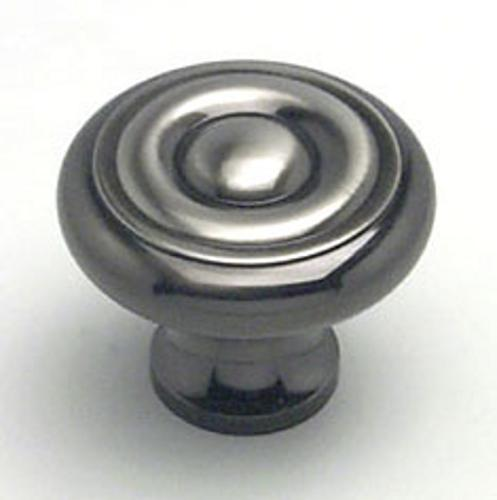 Berenson, 5006-3BBN-P, Cabinet Knob, Newport, Brushed Back Nickel