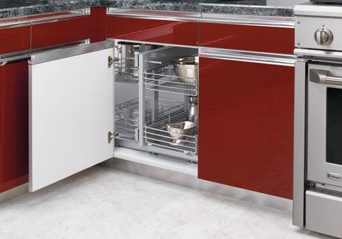 Chrome Blind Corner Cabinet Optimizer 5psp 15 Cr