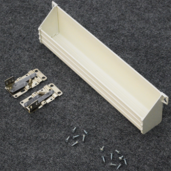 "31-1/2"" Tip Out Tray W/ 1 pr. Hinges"