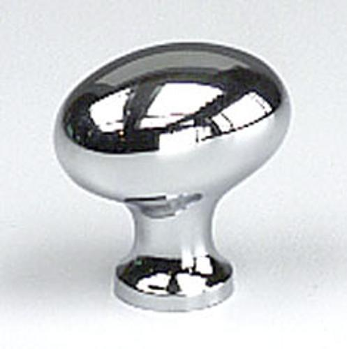 Berenson, 7022-126-C, Cabinet Knob, Valencia, Polished Chrome
