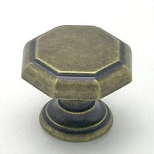 Antique Brass And Antique English Finish Knobs And Pulls