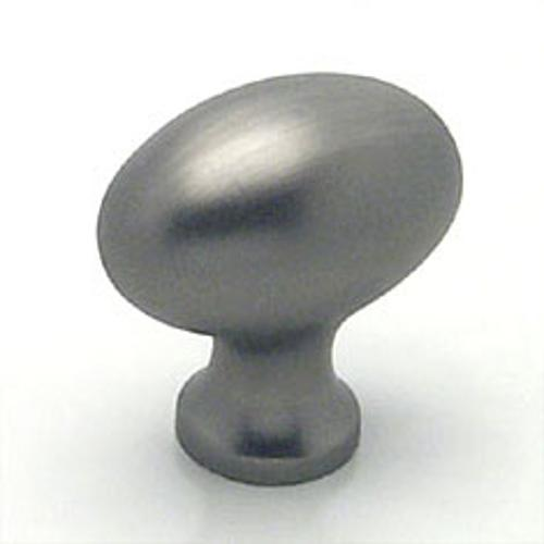 Berenson, 7091-1BT-C, Cabinet Knob, Euro Classica, Brushed Tin Finish