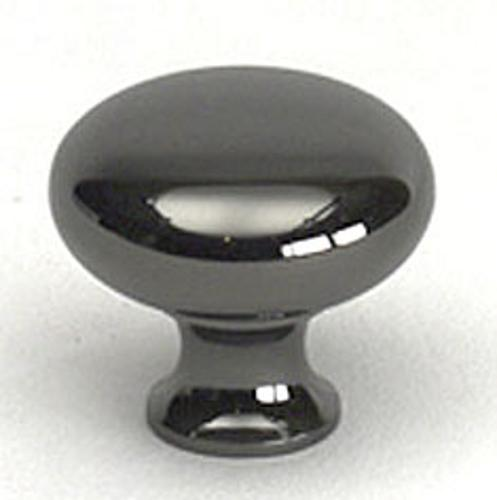 Berenson, 8087-198-P, Cabinet Knob, Salem, Black Nickel