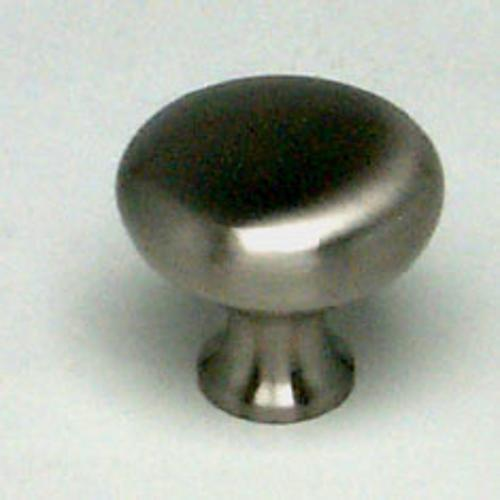 Berenson, 9079-1BPN-P, Cabinet Knob, Salem, Brushed Nickel