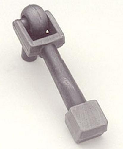 Berenson, 9870-1AP-B, Cabinet Pull, American Heritage, Antique Pewter