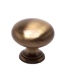 Berenson, 9956-102-P, Cabinet Knob, Plymouth, Antique English