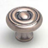 Berenson, 5005-3BAC-P, Cabinet Knob, Newport, Brushed Antique Copper