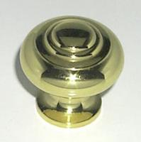 Berenson, 5231-303-C, Cabinet Knob, Cambridge, Brass