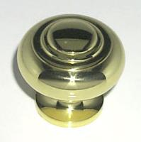 Berenson, 5238-303-C, Cabinet Knob, Cambridge, Polished Brass