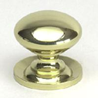 Berenson, 5275-303-C, Cabinet Knob, Manchester, Polished Brass