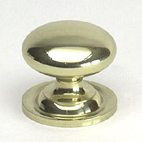 Berenson, 5276-303-C, Cabinet Knob, Manchester, Polished Brass