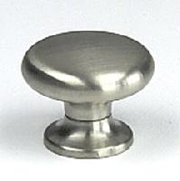 Berenson, 7011-1BPN-C, Cabinet Knob, Euro Retro, Brushed Nickel Finish