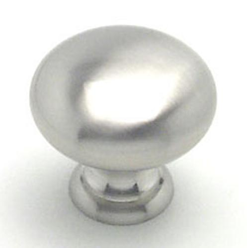 Berenson, 8854-3BPN-P, Cabinet Knob, Canterbury, Brushed Nickel