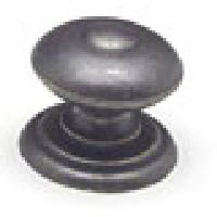 Berenson, 9881-1RB-B, Cabinet Knob, American Mission, Rustic Brass