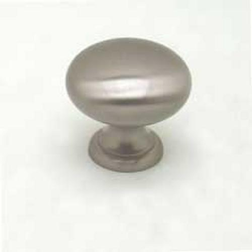 Berenson, 9956-3BPN-P, Cabinet Knob, Plymouth, Brushed Nickel