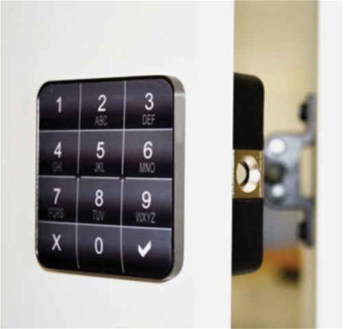 FPS 10Ten, Keypad Lock, Private