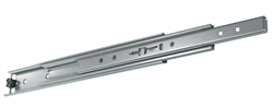 "40"" Heavy Duty Drawer Slides, Zinc, FR 5609"