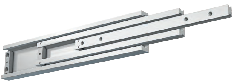 Fulterer FR 5826 Super Duty Aluminum Drawer Slide