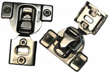 Concealed Cabinet Hinge 1 Inch Overlay Hr1071000101