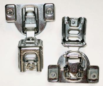 Concealed Cabinet Hinge 1 1 2 Inch Overlay Hr1071120101