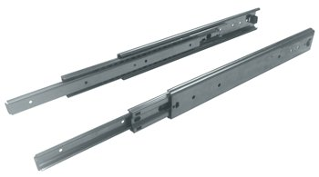 "24"" Drawer Slides, 220 lb. Heavy Duty, Full Extension"