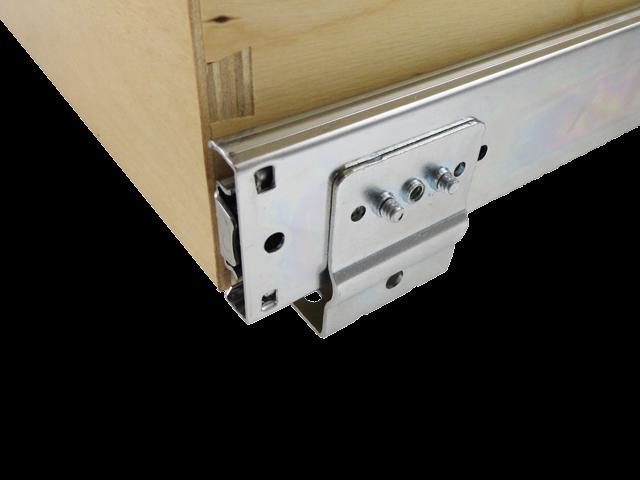 Floor Cabinet Mount Bracket Kit For Hr2145 Slides Hr2145fmkit