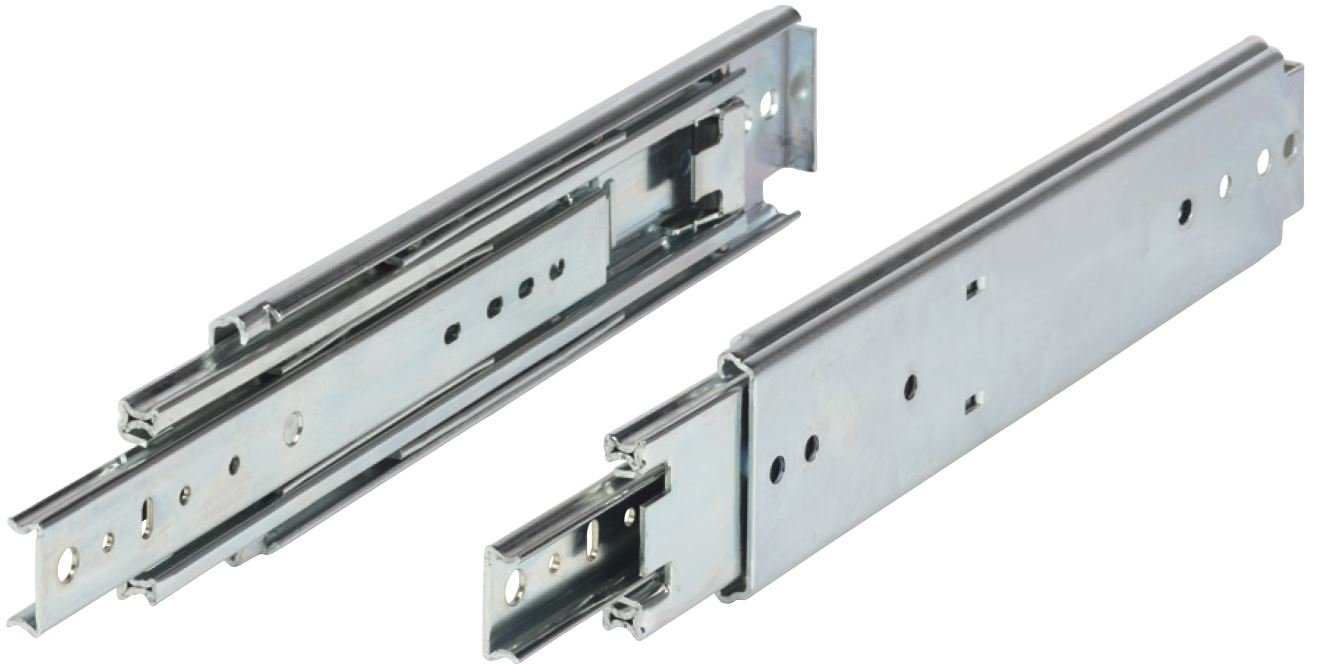 32 Quot Lock Out Drawer Slides Full Extension 03330 032 44