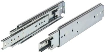 Lock-Out Drawer Slides, Hettich KA 3330
