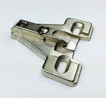 Top Safe Face Frame Mounting Plate - 1mm