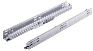 Hettich   Inch Soft Close Fe Quadro Undermount Slide