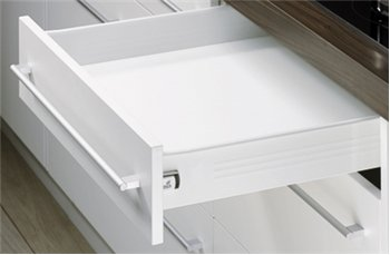 MultiTech LS 86 X 450, White, Partial Extension