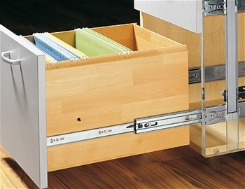 Over Extension Drawer Slides