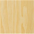 Wood Veneer,Pine, Clear White, 2x8, Paper Backed