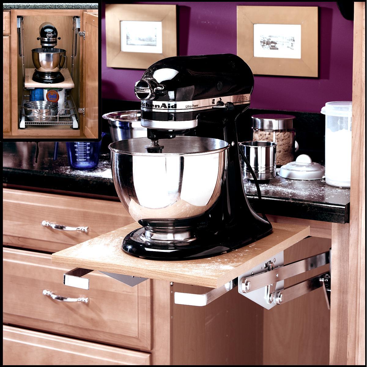 Heavy Duty Mixer Lift Or Appliance Lift, RAS-ML-HDCR