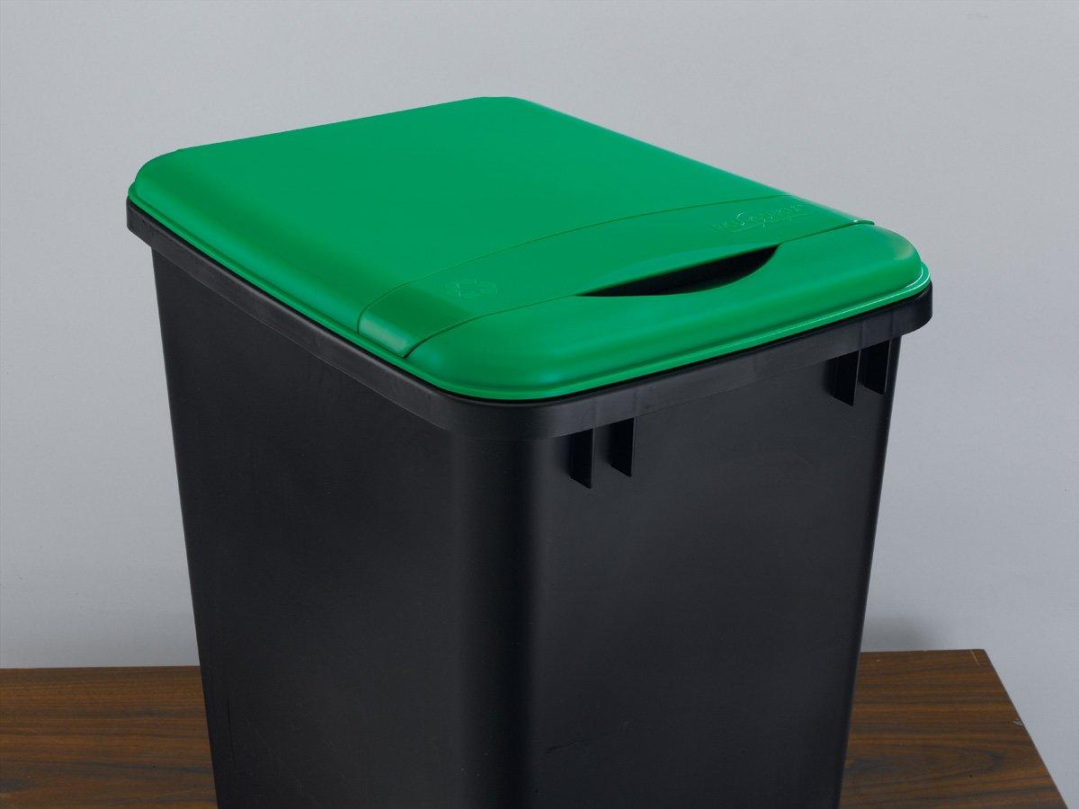 Rev A Shelf 35 Qt Trash Can Lid Green Rv 35 Lid G 1
