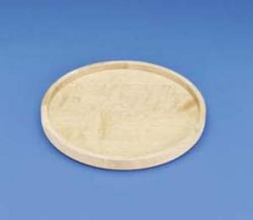 Rev-A-Shelf, 4WLS001-18-B52, 18 Inch Wood Full Circle Lazy Susan with  Bearing