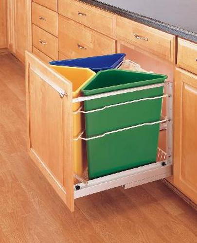 Recycle Pull Out Waste Containers